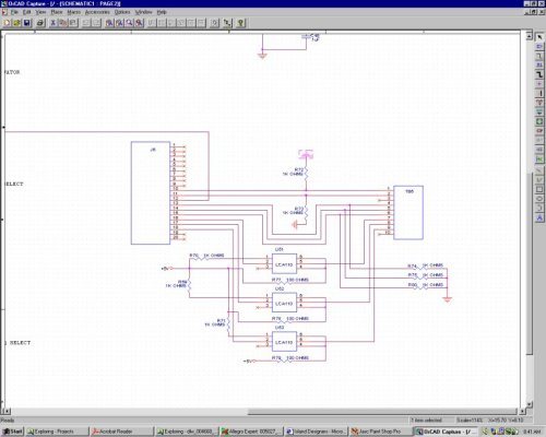Printed Circuit Board Design software for layout